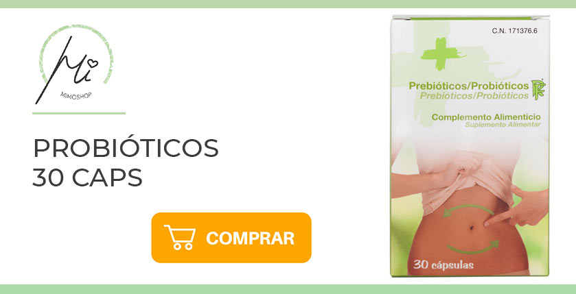 Prebióticos MimoShop