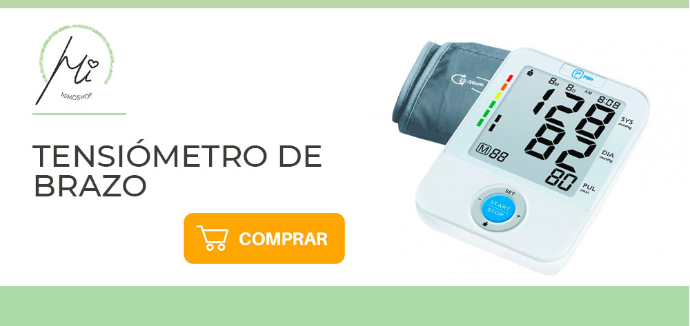 comprar tensiometro para medir la tension en casa