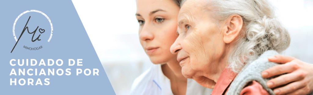 MimoHogar, cuidado de ancianos por horas