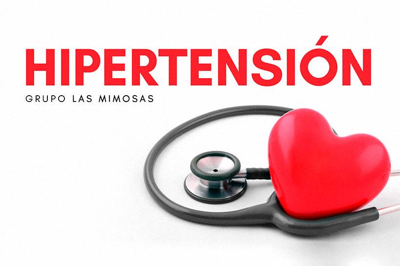 Pautas de los dedos para la hipertensión