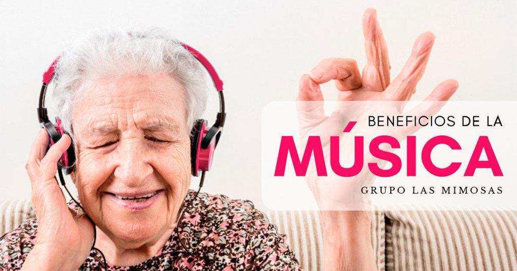 los beneficios de la música para los ancianos