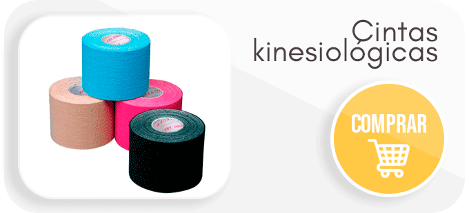 comprar cintas kinesiologicas en MimoShop