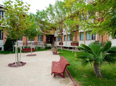 Residencia geriátrica en Zaragoza