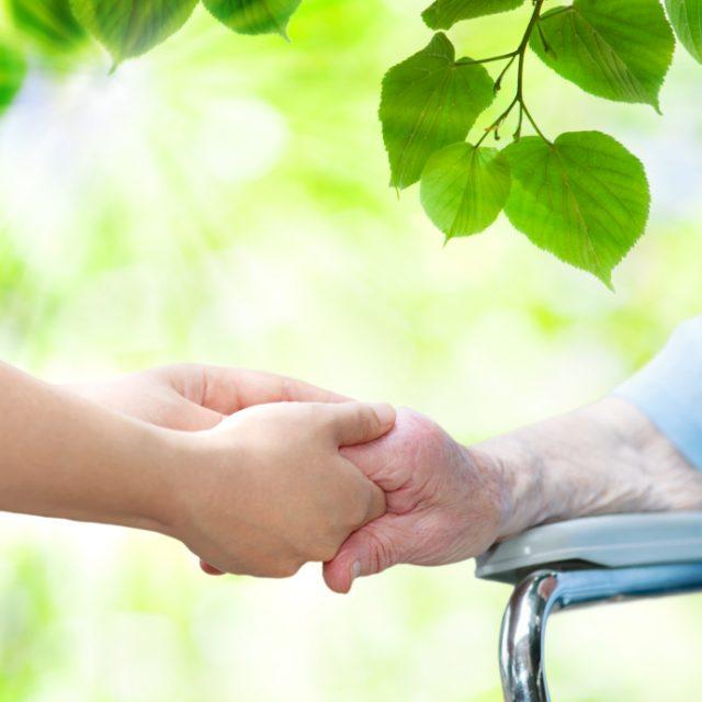 Cuidado de personas mayores en casa