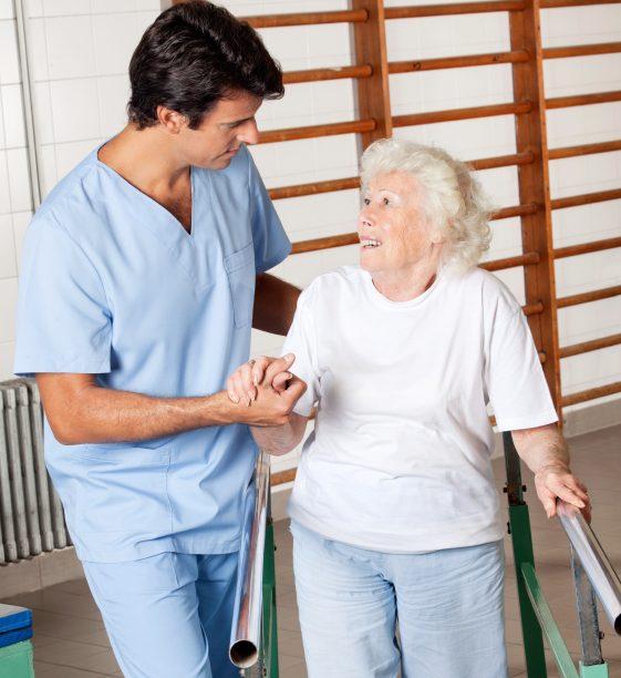 Síndrome de inmovilidad en adultos mayores